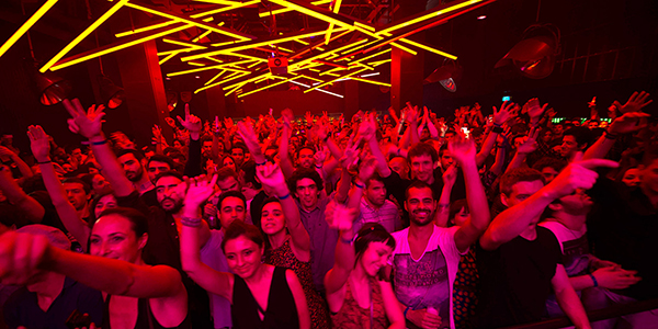 GREEN RAY 2014 LUX curated by Sven Väth