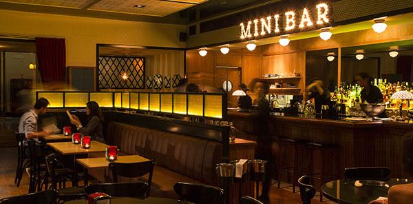 Lisbon city guide gourmet restaurants in lisbon mini bar inside lisbon - Mini bar cuisine ...