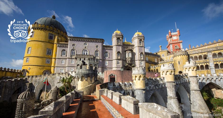 Sintra Pena Palace Cascais Amp Estoril Daily Tours By